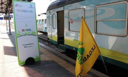 Treno Verde Cover