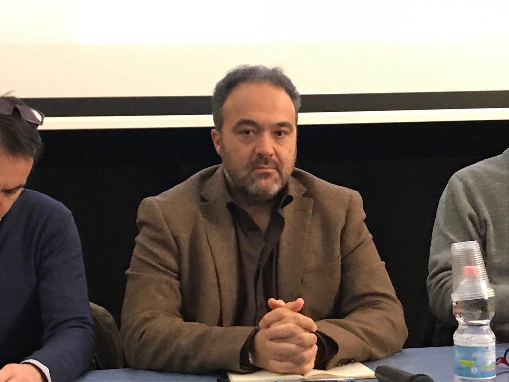 Vincenzo Santoro al convegno sulle biblioteche