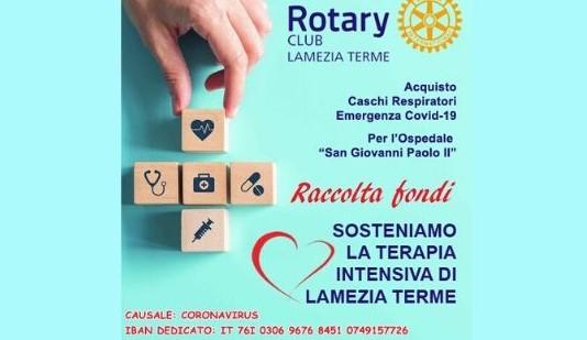 Rotary donazione ospedale