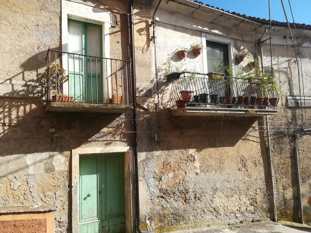 vecchia casa di Zangarona