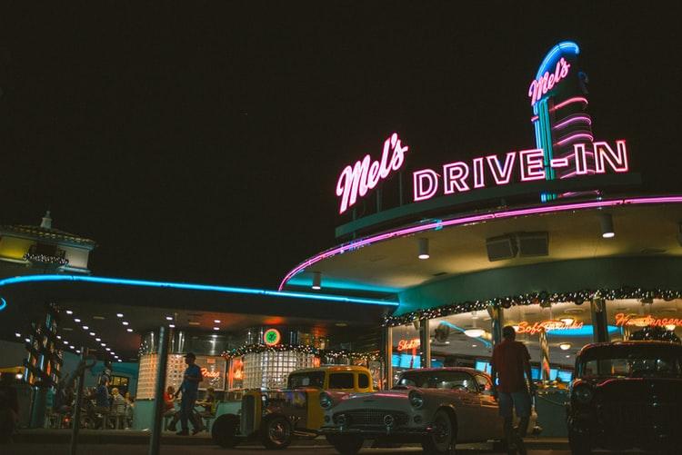 Drive In Anni 50