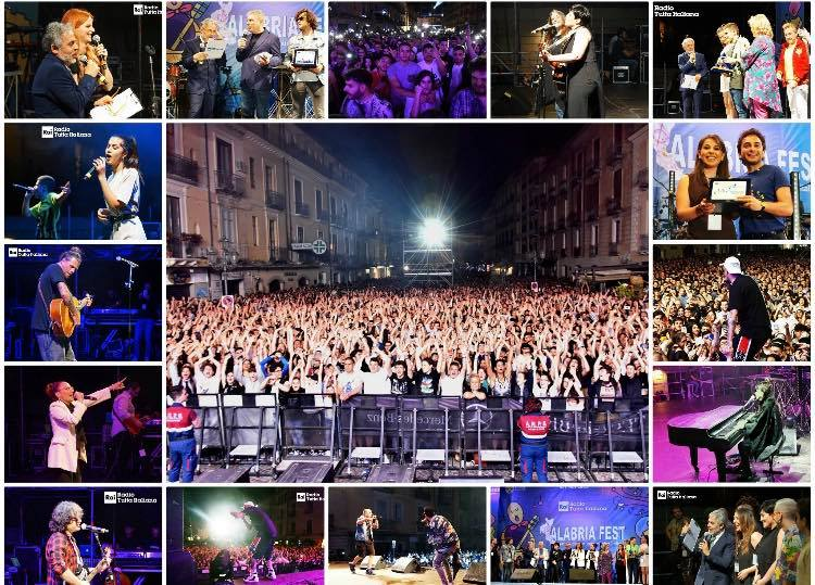 Calabria Fest Collage