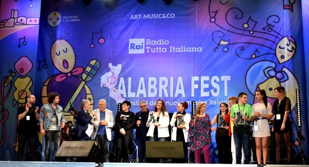Calabria Fest Premiazioni