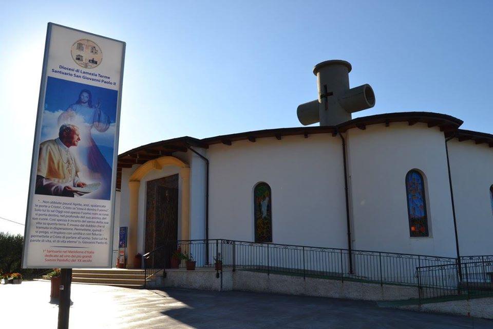 Giovanni Paolo Santuario Esterno