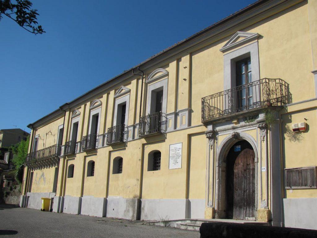 Luoghi Del Cuore Palazzo Bevilacqua