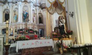 Santa Rita Altare