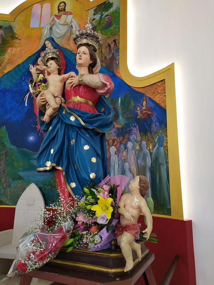 Madonna Della Buda San Mango