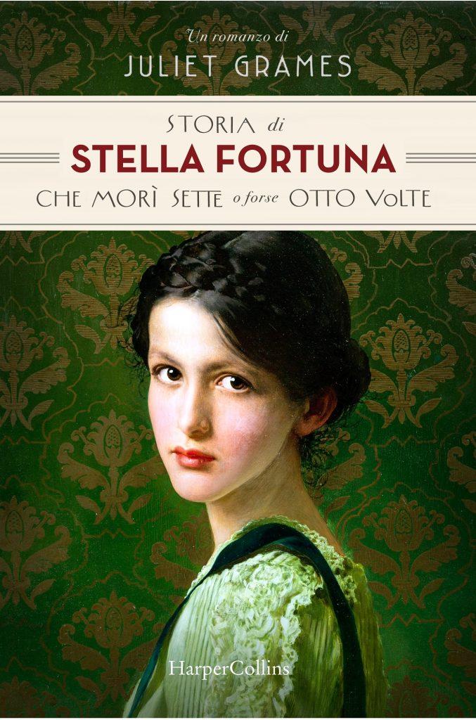Romanzo Copertina Stella Fortuna