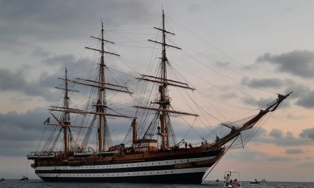 Amerigo Vespucci In Mare