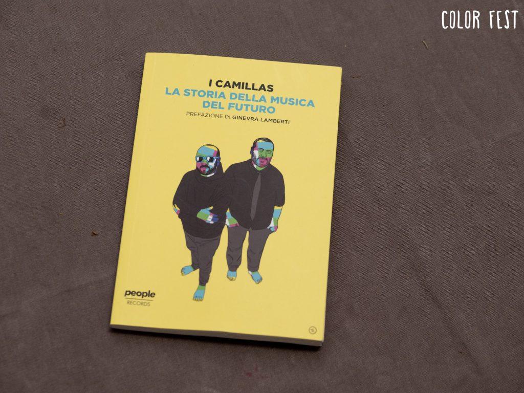 Color fest e il libro dei Camillas