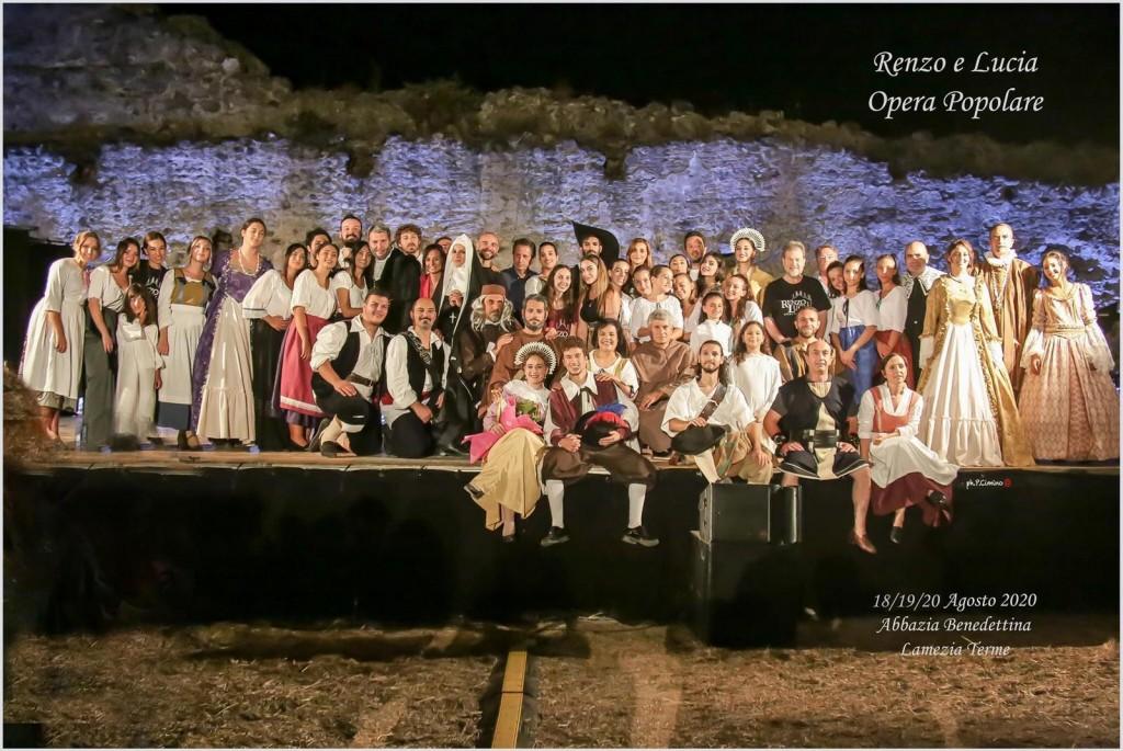 Renzo e lucia Opera popolare