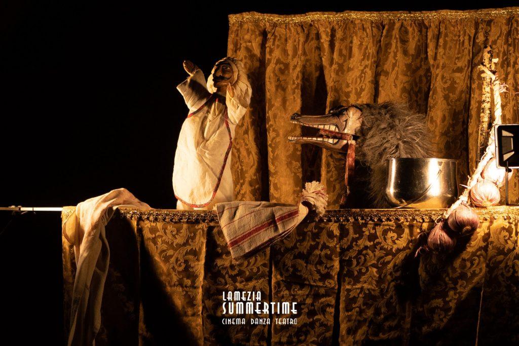 Teatro Maruca marionette