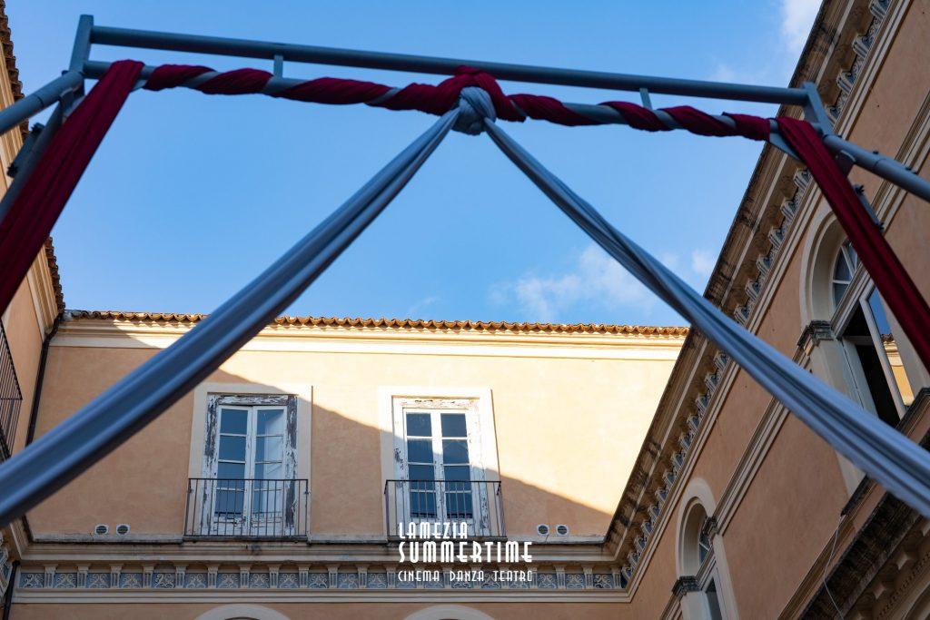 Teatroltre a Palazzo nicotera