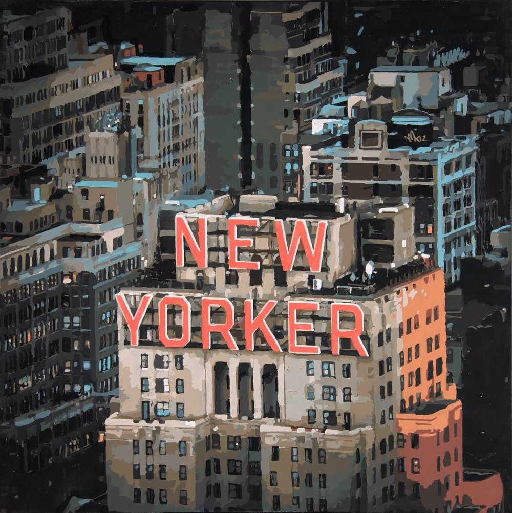 New Yorker di marco barberio