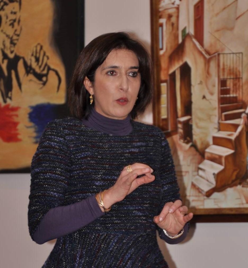 Assessore Giorgia Gargano