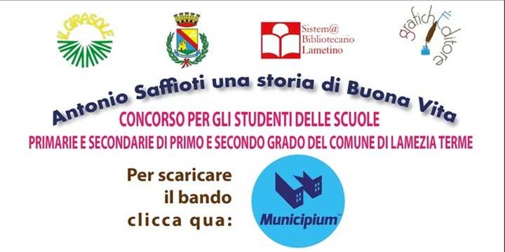 Concorso Antonio Saffioti