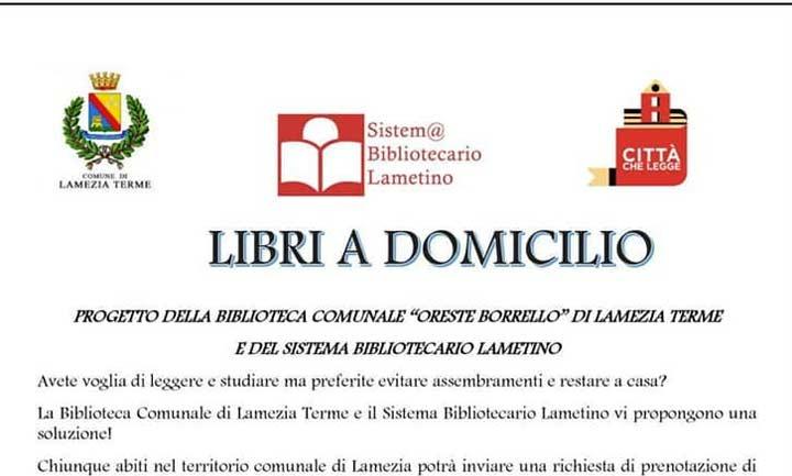 Libri A Domicilio