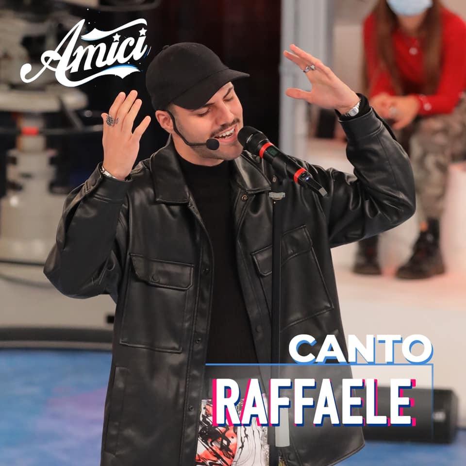 Raffaele Renda Amici 2020