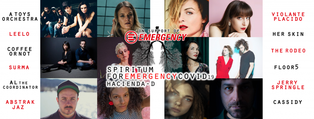 Spiritum Emergency Artisti