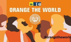 Orange The World 2020