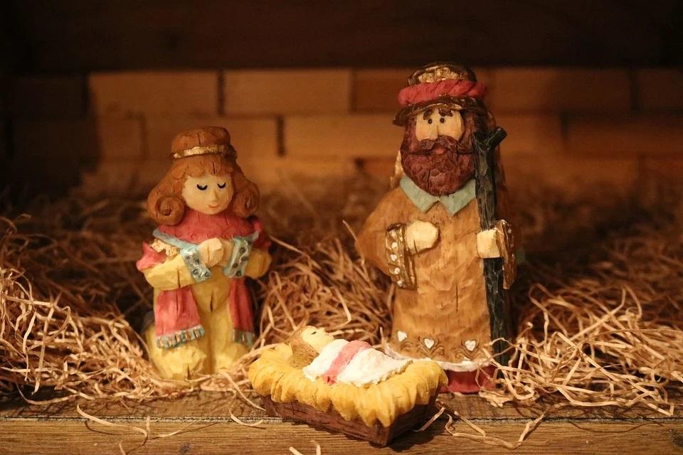 Gesu Bambino e la natività