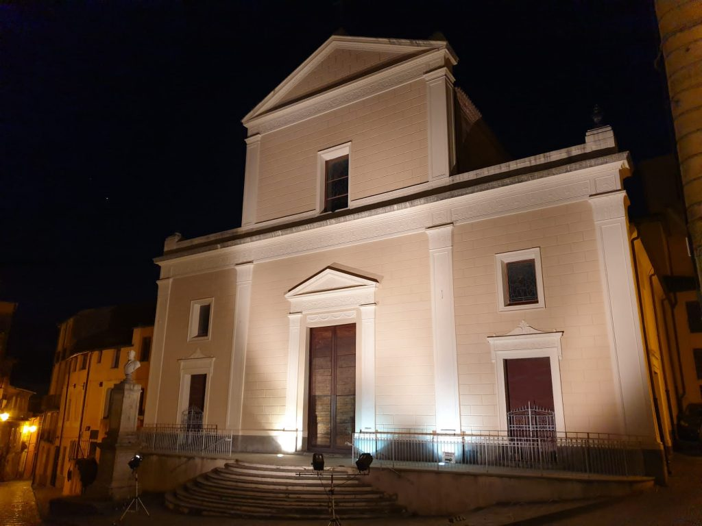 Luce Al Patrimonio Storico