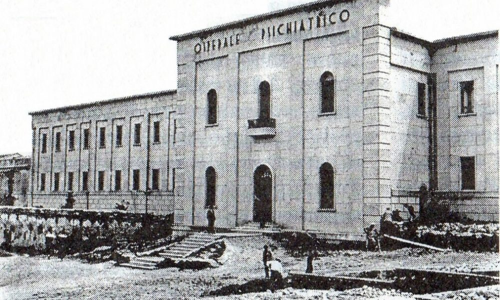 Ospedale Foto Antica
