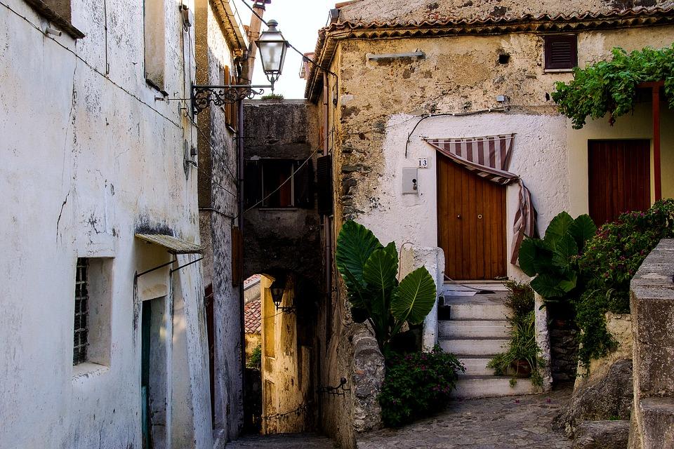 Vicolo Del Borgo