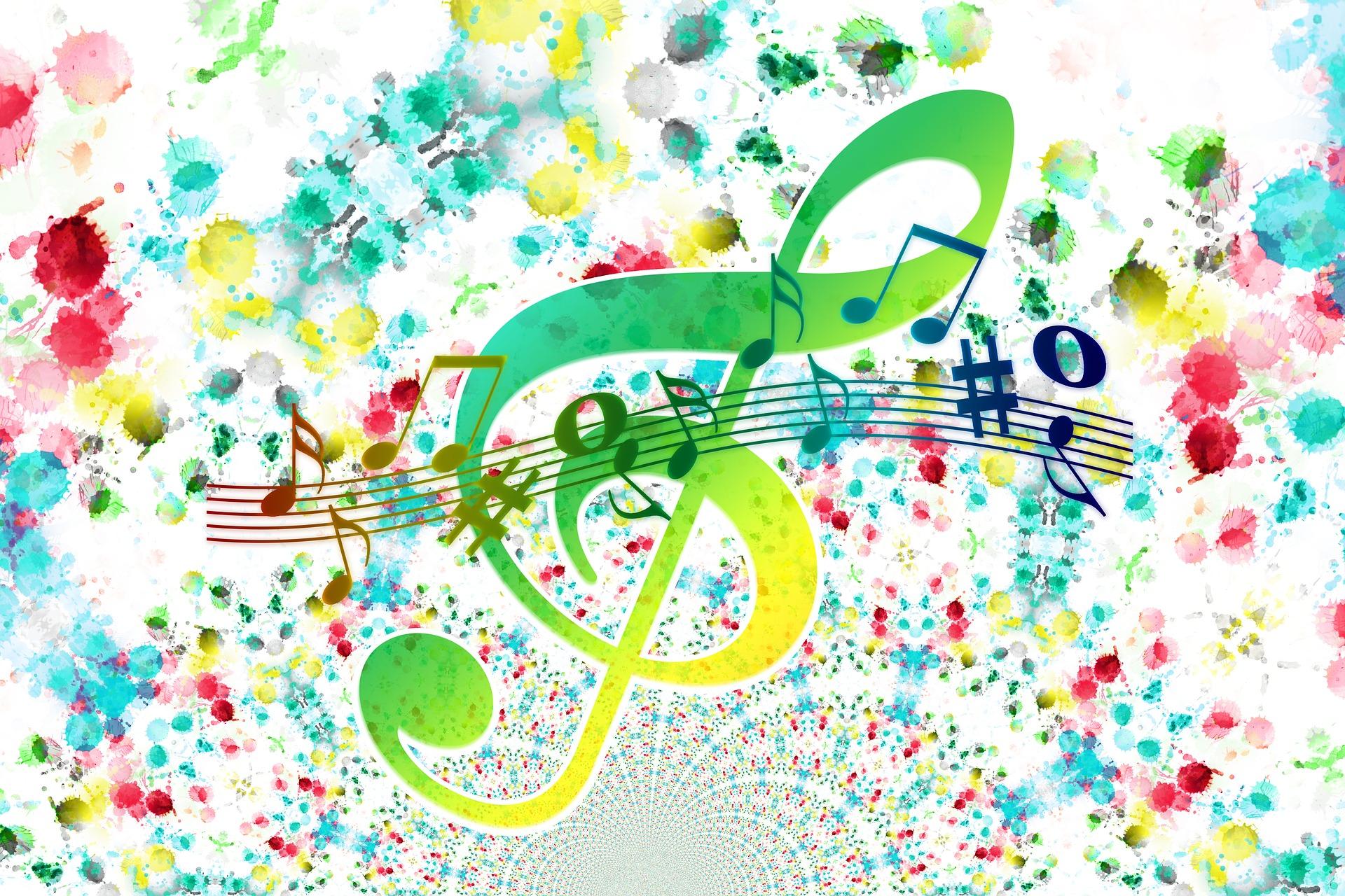 Chiave Di Violino Musica (1)