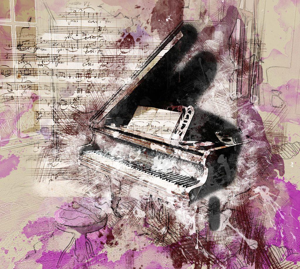 Musica Pianoforte Arte