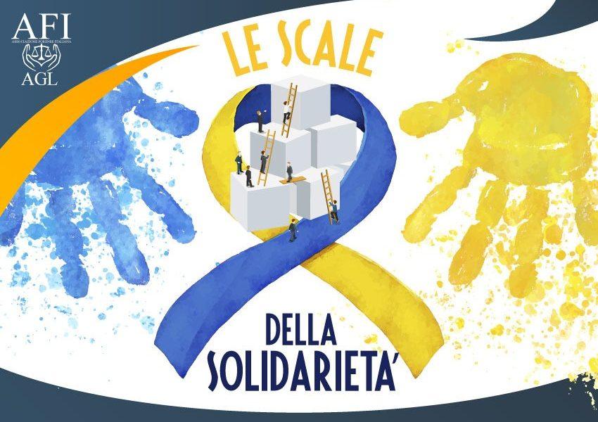 Le Scale Della Solidarietà Im