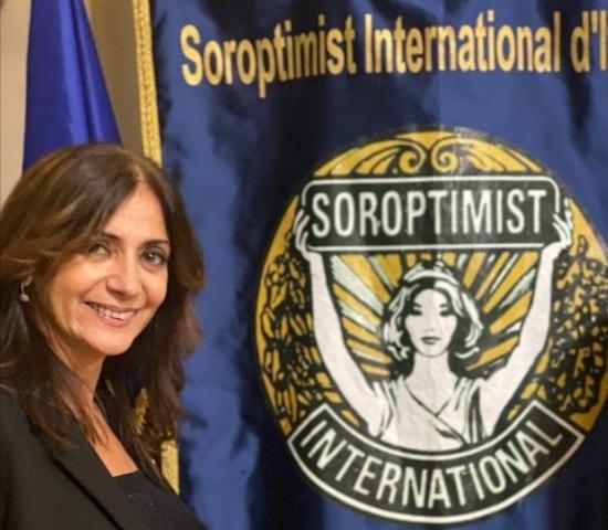 Rossella Aiello Soroptimist