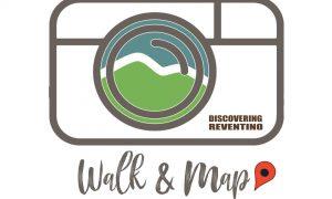 Logo Walk Map