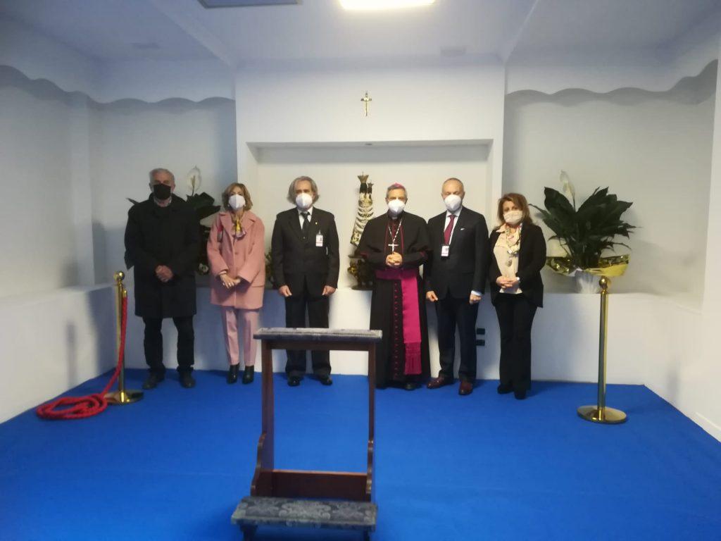 Autorita E Madonna di loreto