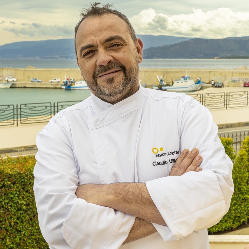 Chef Claudio Villella