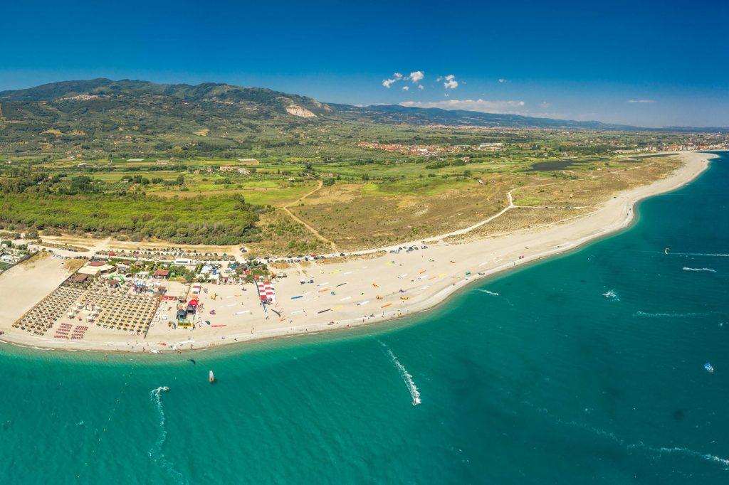 Costa Vento mondiali di kite surf