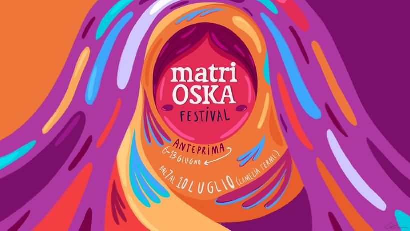 Matrioska Festival Locandina