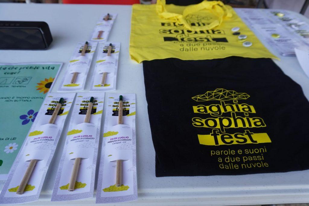 le t-shirt dell'aghia sophia fest