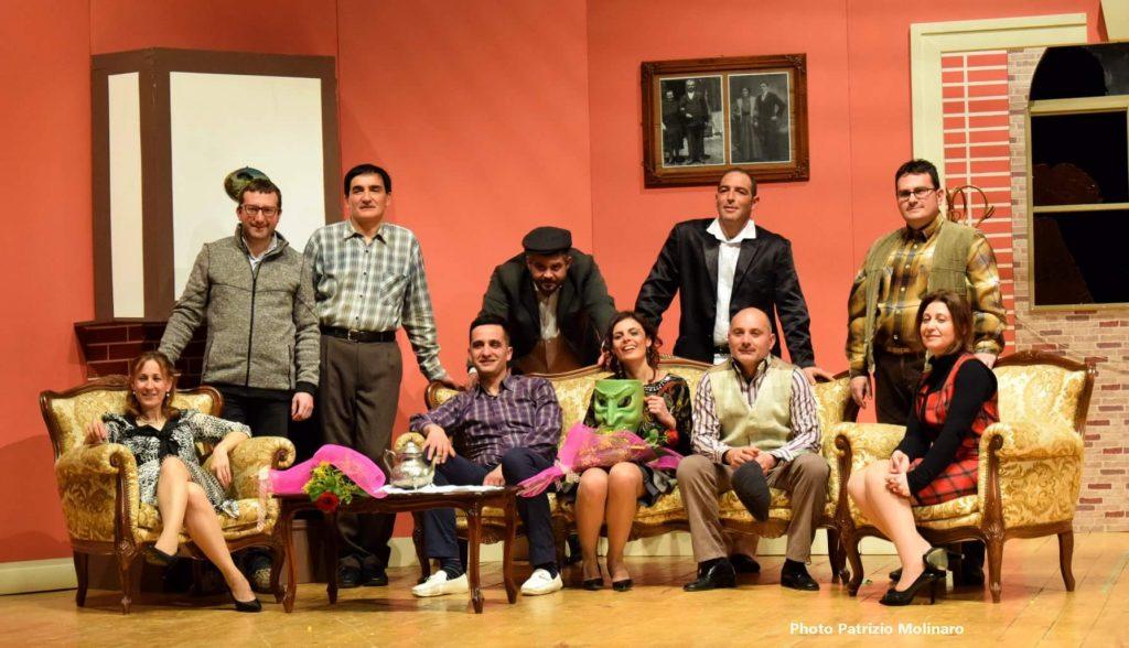 Il Gruppo Teatro Vercillo Presso Il Grandinetti