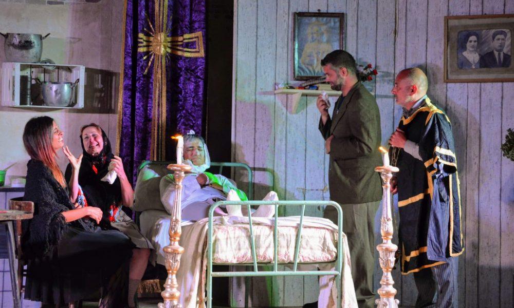 La Farsa Del Funerale