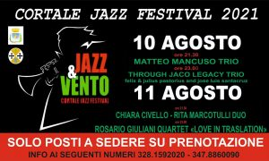 Programma Festival A Cortale