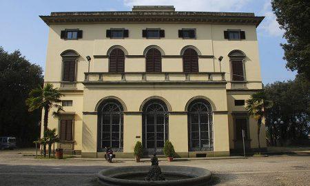 Strozzi Villa Facciata