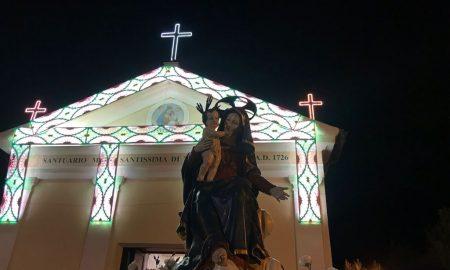 La Statua Della Madonna Di Porto Salvo1