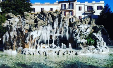La Fontana degli Scogli, Lanuvio