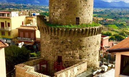 Lanuvio, la Torre medievale