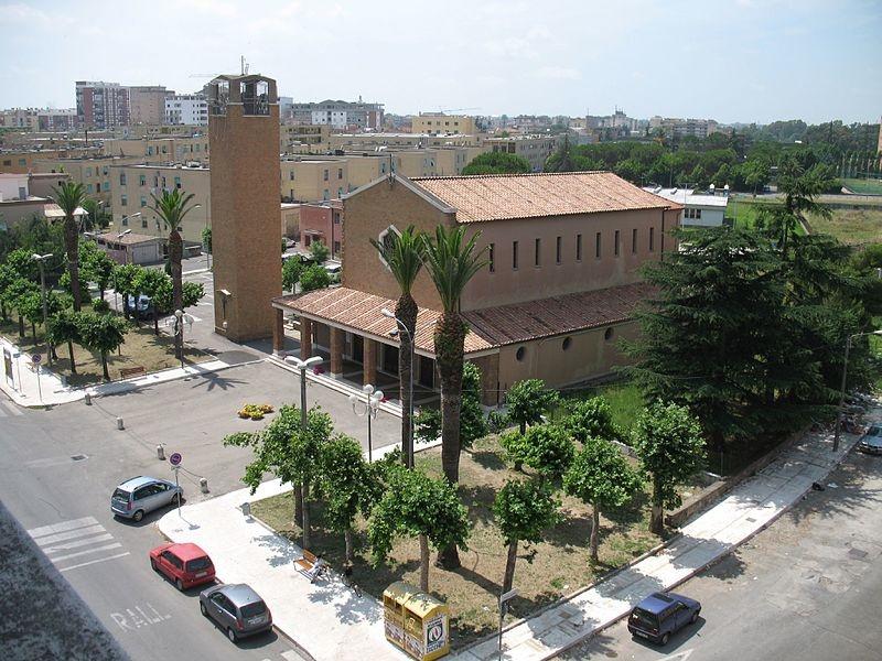 Santa Maria Goretti - Chiesa Di Santa Maria Goretti