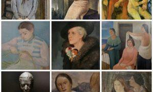 Galleria d'arte Moderna di Latina - Composizione Di Quadri