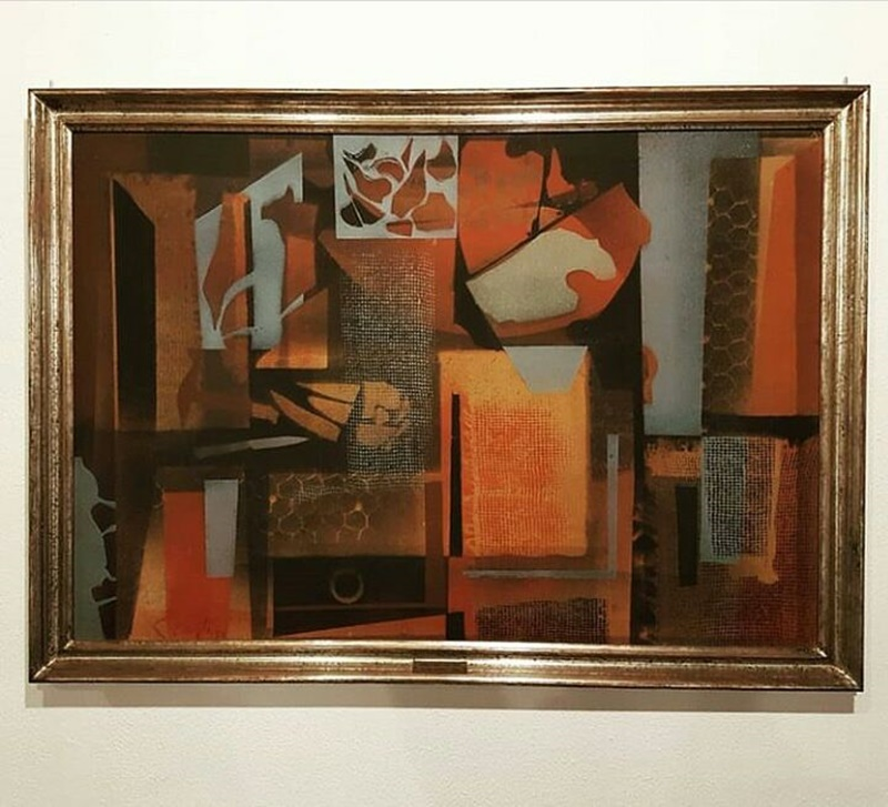 Galleria d'arte Moderna di Latina - Quadro Della Pinacoteca Di Latina