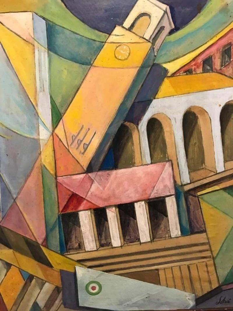 Galleria d'arte Moderna di Latina - Quadro Di Proprieta Della Citta Di Latina