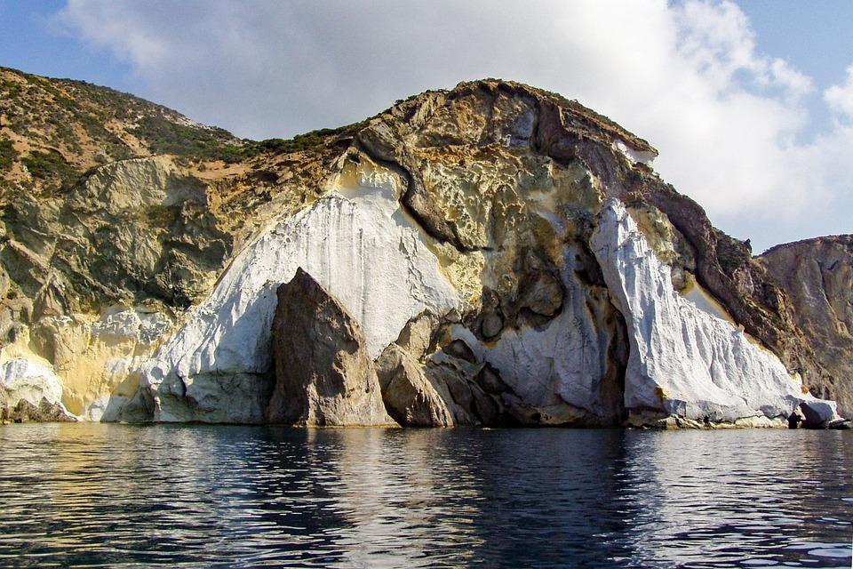 ponza - Isola Di Ponza in una veduta suggestiva